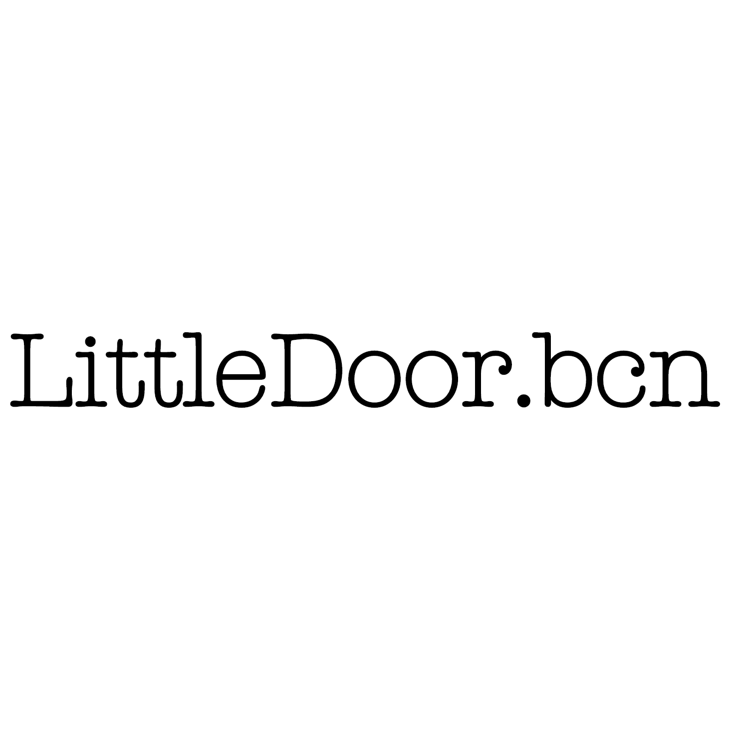 Logo Little Door BCN