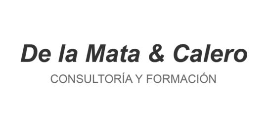 Logo De la Mata & Calero